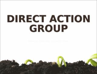 directactiongroup.com screenshot