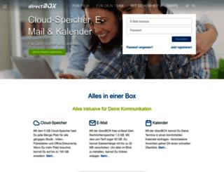 directbox.com screenshot