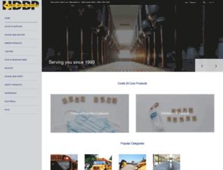 directbus.com screenshot