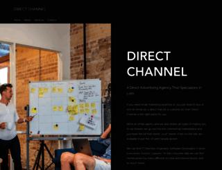 directchannel.com screenshot