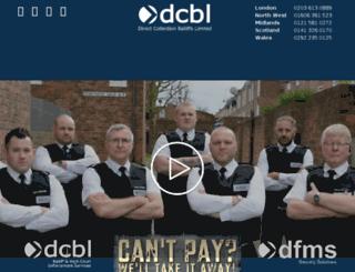 directcollectionsltd.co.uk screenshot