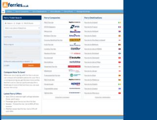 directcruises.com screenshot