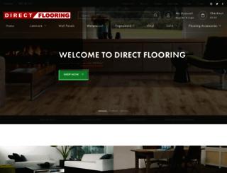 directflooring.co.uk screenshot