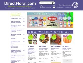 directfloral.com screenshot