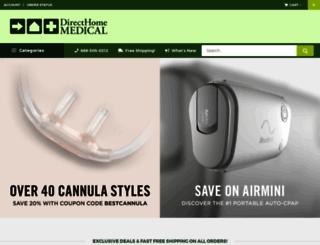 directhomemedical.com screenshot