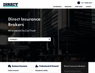 directinsurance.com.au screenshot