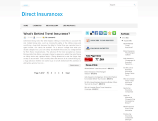 directinsurancex.blogspot.com screenshot