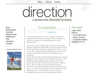 directionjournal.com screenshot