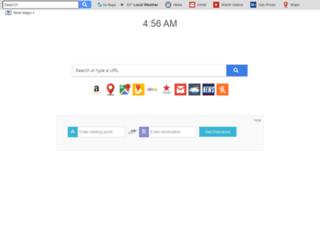 directions.gomaps.co screenshot