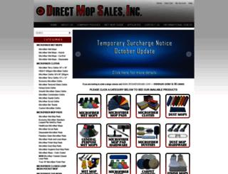 directmopsales.com screenshot