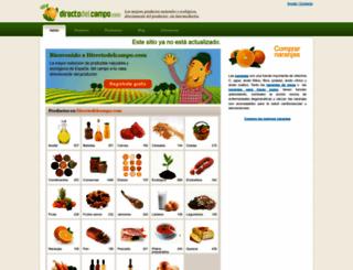 directodelcampo.com screenshot