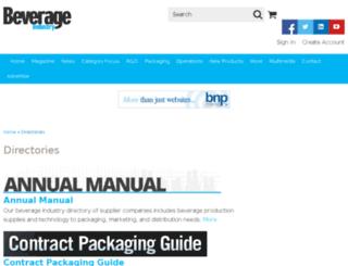 directories.bevindustry.com screenshot