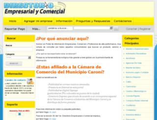 directoriodeguayana.com screenshot