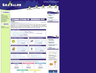 directoriomedico.com.ve screenshot