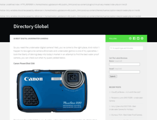 directory-global.com screenshot