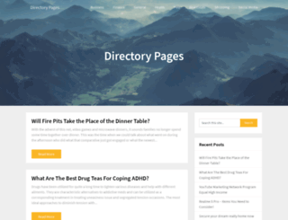 directory-pages.com screenshot