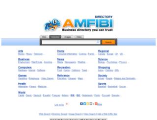 directory.amfibi.com screenshot
