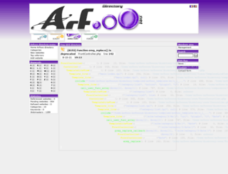 directory.arfooo.net screenshot
