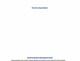 directory.bdcbusinessconnect.com screenshot