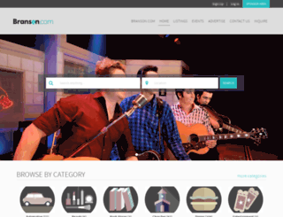 directory.branson.com screenshot