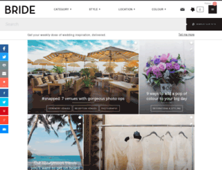 directory.bride.com.au screenshot