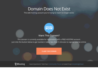 directory.exofire.net screenshot