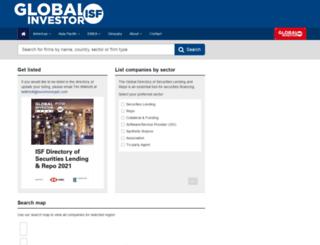 directory.globalinvestormagazine.com screenshot