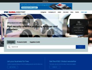 directory.ifsecglobal.com screenshot