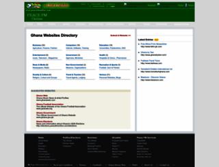 directory.peacefmonline.com screenshot