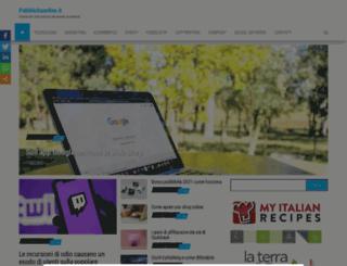 directory.pubblicitaonline.it screenshot