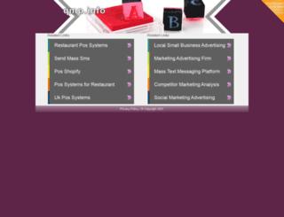 directory.qmp.info screenshot