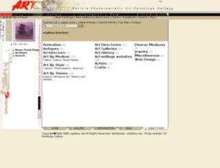 directory.sgallery.net screenshot