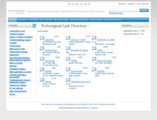 directory.weboriginal.eu screenshot