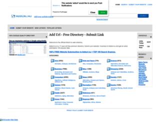 directory2009.com screenshot