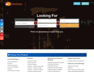 directoryanalytics.com screenshot