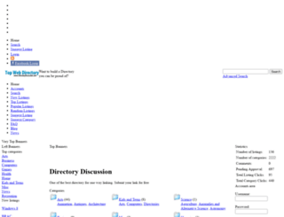 directorydiscussion.com screenshot