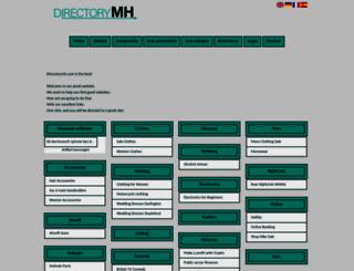 directorymh.com screenshot