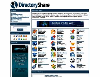directoryshare.com screenshot
