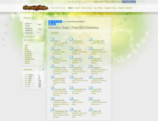 directorysolar.com screenshot