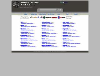 directoryvault.com screenshot