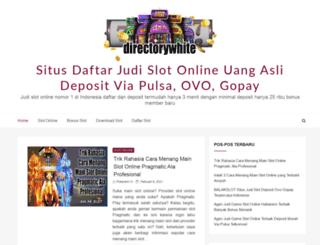 directorywhite.com screenshot
