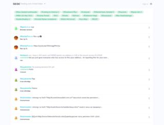 directoryzone.co.cc screenshot