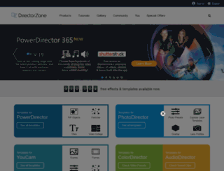 directorzone.com screenshot