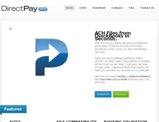 directpayach.com screenshot