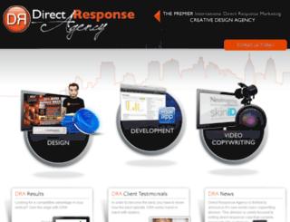 directresponseagency.net screenshot