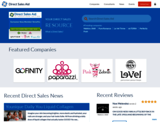 directsalesaid.com screenshot