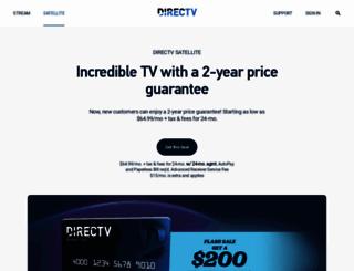directstartv.com screenshot