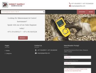 directsupplyservices.com screenshot