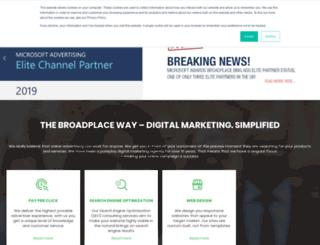 directtrafficmedia.co.uk screenshot