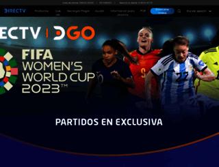 directv.com.co screenshot